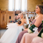 Bride Breastfeeds Baby During Wedding Ceremony In Sweet Viral Photo