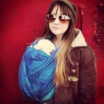 How Babywearing Literally Saved My Life