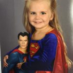 This Little Girl Wins The Internet With Her School Picture Day Outfit Choice