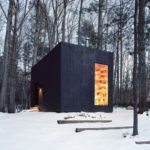 This Secluded Library In The Woods Is A Parent's Dream