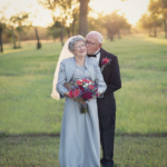 Couple Celebrates 70th Anniversary By Taking The Wedding Photos They Never Got