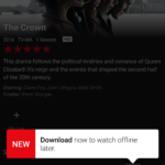 Netflix Unveils Offline Streaming, Parents Everywhere Weep With Joy