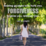 Forgive Others for Your own Self Improvement?