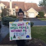 High School Senior Asks Herself To Prom With Epic Promposal