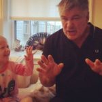 Alec Baldwin Teaches His 3-Year-Old How To Impersonate Trump