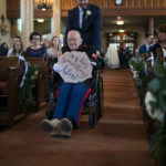 Bride's 92-Year-Old Uncle Is Her 'Something Blue' And We're Bawling