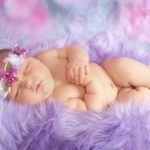 Baby Born Weighing 13.5 Pounds Has The Cutest Squishy Newborn Photos