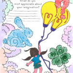 Imagination Coloring Page from Tiny Buddha's Gratitude Journal