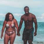 This Couple's Beach Photo Is Going Viral For All The Right Reasons