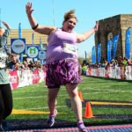 This Mom Ran A Triathlon To Teach Her Daughter She Can Accomplish Anything