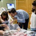 Look At This Mom Multitasking Like A Boss While In Labor