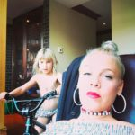 Pink's Latest Instagram Post Is A Nod To Momming In The Summer