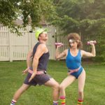 This Couple's Hilarious '80s-Themed Photoshoot Is Everything