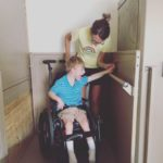 "Bittersweet: The Moment Our House Became ""Handicap-Accessible"""