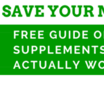 7 Good, Trusted Supplements For Your Health