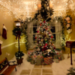 This Family's Narnia-Inspired 'Christmas Room' Has The Internet In Awe