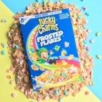 This Is Not A Drill: There's A Lucky Charms-Frosted Flakes Cereal Combo