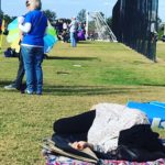 This Mom Napping At Her Kid's Soccer Game Is A National Treasure