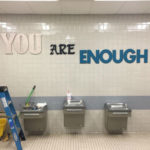 Parents Surprise Students With Inspiring School Bathroom Makeover