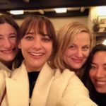 'Parks And Rec' Ladies Celebrate Galentine's Day Together And We're Jealous