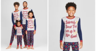 373131377c These matching Harry Potter pajamas are everything we need and deserve  Accio wallet! Target has just added Harry Potter pajamas to its matching  family ...